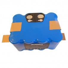INTENSILO Battery for Klarstein Robot Vacuum Cleaner, 14.4V, NI-MH, 4500mAh