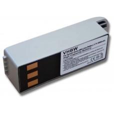 VHBW Battery for Garmin 010-10863-00, 2600mAh