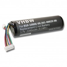 VHBW Battery suitable for Garmin Astro System DC20