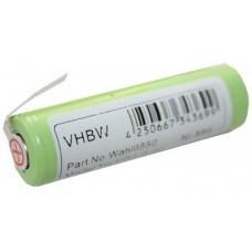 VHBW Battery for Grundig, Philips, Shaver 1.2V, 2000mAh