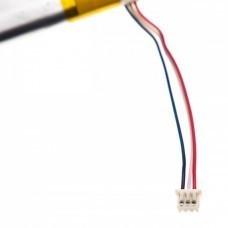 VHBW Battery for Sennheiser BAP800, Li-Polymer, 3.7V, 350mAh, AHB571935PCT-03