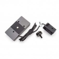 Adapter for NP-F970 batteries to NP-FW50