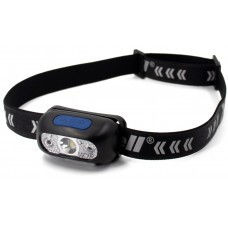 XCell LED Sensor Headlamp H230 Headband Reflective with Motion Sensor