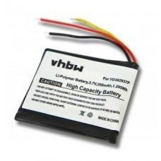 VHBW Battery for GoPro Wi-Fi Remote, 350mAh