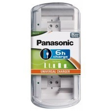 Panasonic universal charger BQ-CC15 for NiMH batteries