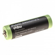 VHBW AA/Mignon battery for Braun, like 67030923, NiMH, 1.2V, 1800mAh