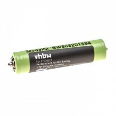 VHBW AAA/Micro battery for Braun Cruzer 1, 67030922, NiMH, 1.2V, 600mAh