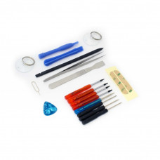 Tool set 18 pieces to open smartphone, tablet, notebook