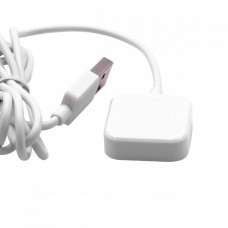 USB charging station white for Apple Watch 1, 2, 3
