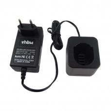 VHBW Charger for Dewalt Tool Batteries 1.2V-18V (NiCD & NiMH)