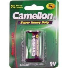 Camelion 6F22 Zinc Carbon 9V Block