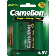 Camelion 3R12 Zinc Carbon Flat Battery