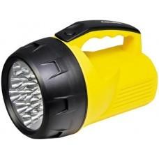 Camelion SuperBright LED Handlamp Multi-Head 16 LED, yellow