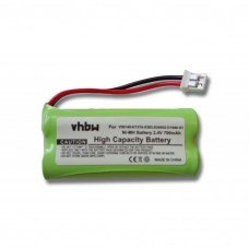 VHBW Battery suitable for Siemens Gigaset A140, A240, A245