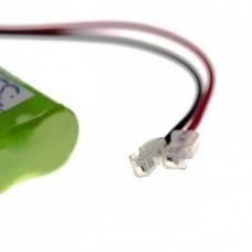Universal battery Ni-MH 2.4V 700mAh 2x AAA serial