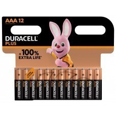 Duracell Plus MN2400 AAA/Micro battery 4 pcs.