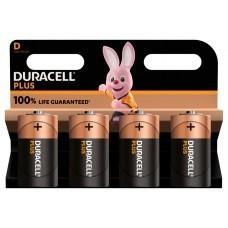 Duracell Plus MN1300 D/Mono/LR20 battery 4 pcs.
