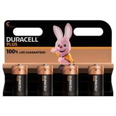 Duracell Plus MN1400 C/Baby/LR14 battery 4 pcs.