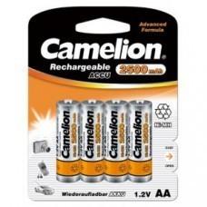 Camelion rechargeable battery AA/Mignon 4 blister NiMH 2500mAh