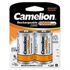 Camelion Battery D/Mono 2-Blister NiMH 10000mAh