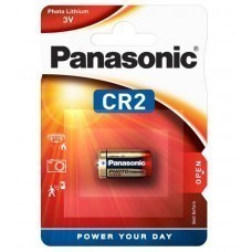 Panasonic CR2, CR-2, CR2EP Photo Power Lithium battery