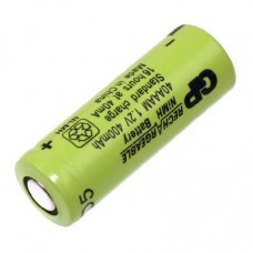 GP GP40AAAM 2/3AAA  battery with soldering tag