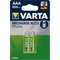 Varta T398 Phone Power rechargeable AAA/Micro battery 2 pcs.