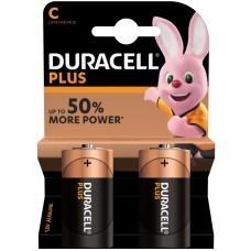 Duracell Plus MN1400 C/Baby/LR14 battery 2 pcs.