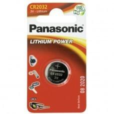 Panasonic CR2032 Lithium coin cell