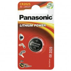 Panasonic CR2025 Lithium coin cell