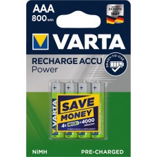 Varta 56703 Ready2use AAA/Micro battery 4 pcs.