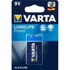 Varta 9Volt/6F22 4922 High Energy battery