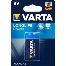 Varta 9Volt/6F22 4922 High Energy battery