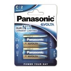 Panasonic EVOIA C/BAby Alkaline battery 2 pcs.