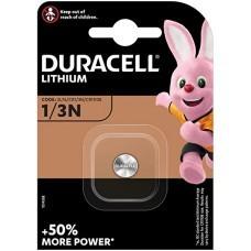 Duracell DL1/3N Photo Lithium battery CR1/3N, 2L76