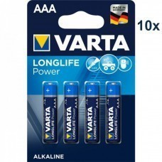 Varta 4903 High Energy AAA/Micro battery 40 pcs.