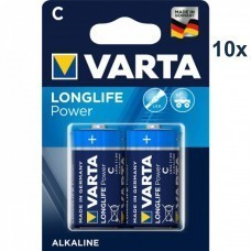 Varta 4914 High Energy C/Baby battery 20 pcs.