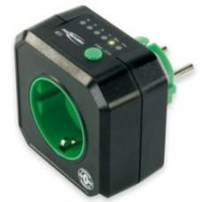 Time controlled power socket AES1, automatic switch off