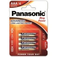 Panasonic Pro Power AAA/Micro/LR03 battery 4 pcs.
