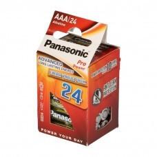 Panasonic Pro Power AAA/Micro/LR03 battery 24 pcs.