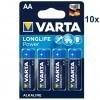 Varta 4906 High Energy AA/Mignon/LR6 battery 40pcs.