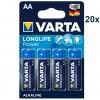 Varta 4906 High Energy AA/Mignon/LR6 battery 80 pcs.