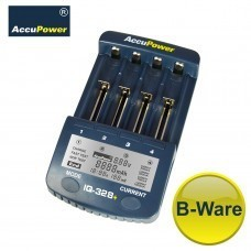 AccuPower Chargeur IQ-328+