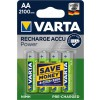 Varta 56706 Longlife AA / Mignon Ready2Use batteria 4-Pack